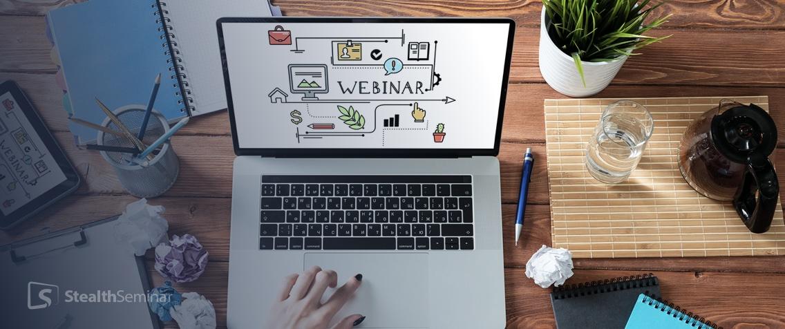 Webinar Marketing: How to Promote a Webinar Funnel