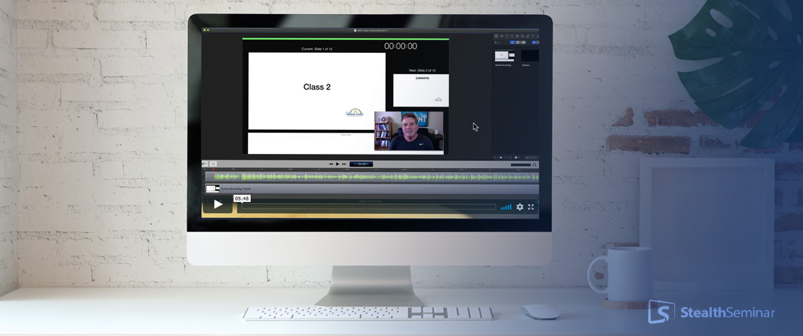 Start Free Trial Webinar Template [Outline & Slides]: Swiftly Build a Webinar